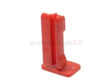 1409910055 Genuine Mercedes Auto Trans Fluid Filler Cap Locking Pin; Red Plastic
