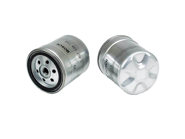 1457434153 Bosch Fuel Filter; Spin-On Style