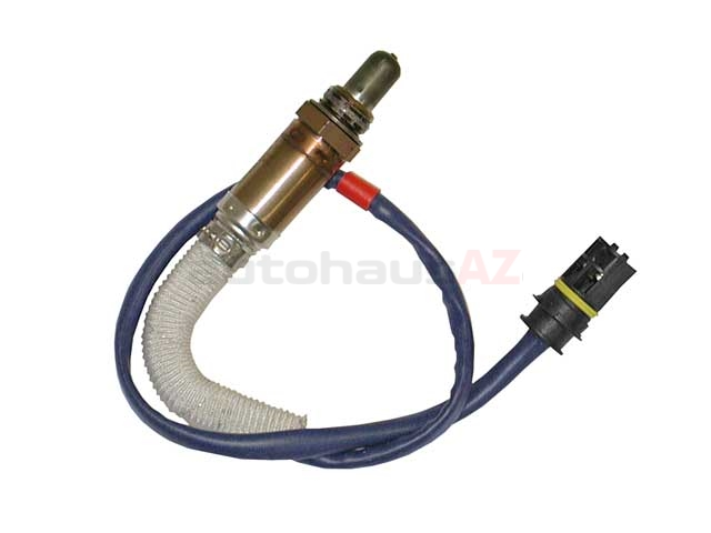 15003 Bosch Oxygen Sensor; Rear; OE Version; Four Wire; Heated