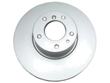 15010059 Bosch QuietCast Disc Brake Rotor; Front; Vented 324x30mm