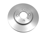 15010060 Bosch QuietCast Disc Brake Rotor; Front; Vented 260x22mm