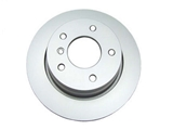 15010109 Bosch QuietCast Disc Brake Rotor; Rear; Vented 276x19mm