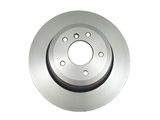 15010123 Bosch QuietCast Disc Brake Rotor; Rear; Vented 320x20mm