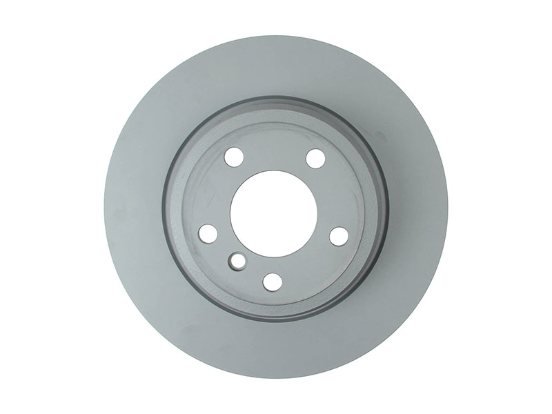 150290420 Zimmermann Coat Z Disc Brake Rotor; Rear