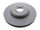 150291320 Zimmermann Coat Z Disc Brake Rotor; Front Right, Directional