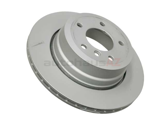 150346620 Zimmermann Coat Z Disc Brake Rotor; Rear; Vented 320x20mm