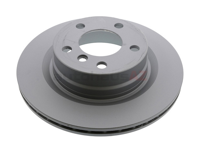 150349820 Zimmermann Coat Z Disc Brake Rotor; Rear; Vented 300 x 20mm