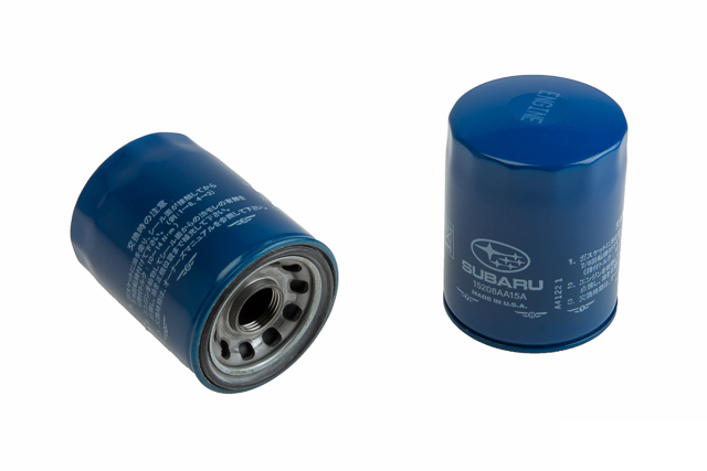 15208AA160 Genuine Subaru Oil Filter