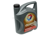 157104 Total Quartz Racing Engine Oil; 10W-50 Synthetic; 5 Liter