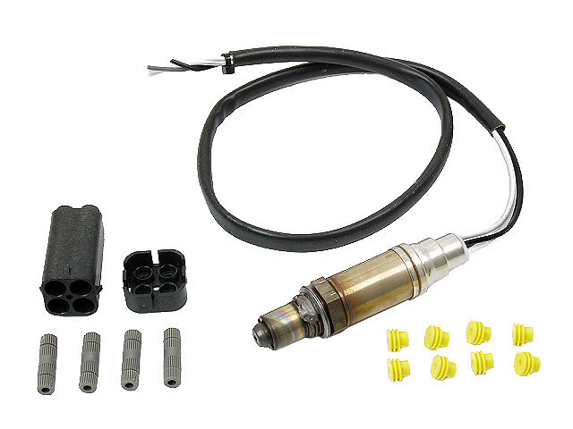 15730 Bosch Oxygen Sensor; Universal Version; Four Wire; Heated
