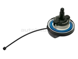 16116756772 Blau Fuel/Gas Cap; With Attachment Cord