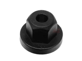16131176747 O.E.M. Nut; M6 Plastic Nut, for Protective Covers