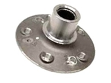 1633340110 Genuine Mercedes Wheel Hub; Front or Rear; Drive Flange