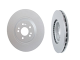 1634210312MY Meyle Disc Brake Rotor; Front; Vented