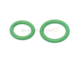 1638350298 Santech A/C Line O-Ring Kit; Expansion Valve to Evaporator; 11mm and 13.7mm