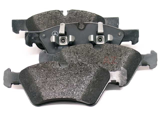 1644200820OE Genuine Mercedes Brake Pad Set; Front
