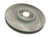 1644210712 Genuine Mercedes Disc Brake Rotor; Front