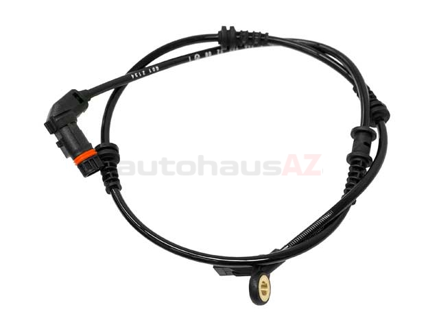 genuine mercedes 1645400917 abs wheel speed sensor  front
