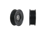 166040F010 Gates Drive Belt Idler Pulley; No. 2; w/ Grooved Pulley