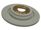 1664230012 Genuine Mercedes Disc Brake Rotor