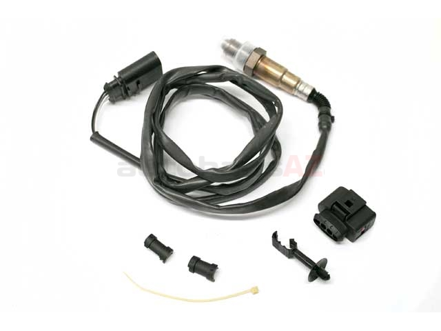 bosch 16982 oxygen sensor  four wire heated sku  1431722