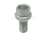 1704010170 Febi Wheel Lug Bolt; M12-1.5 x 21mm thread; 1-1/2 Inch Overall Length