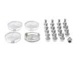 1704010170KIT AAZ Preferred Wheel Lug Bolt; Complete Set with Center Caps; KIT