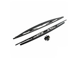 1708200045 Genuine Mercedes Windshield Wiper Blade Set; SET of 2