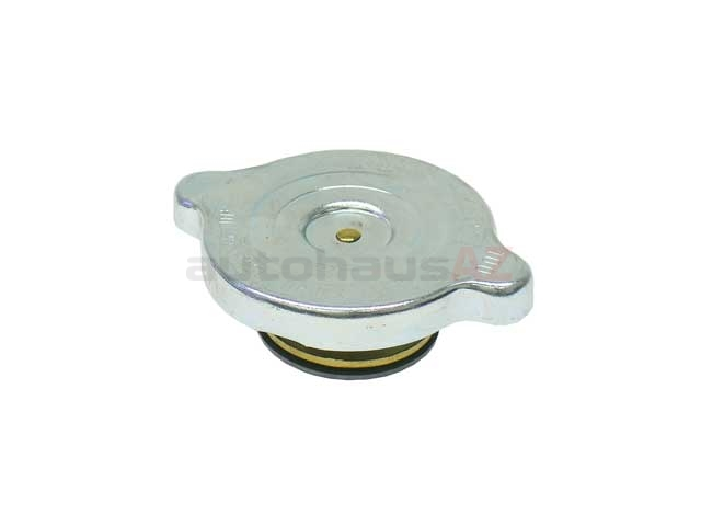 17111100848 Reutter Radiator Cap/Expansion Tank Cap; 1.0 Bar; Narrow Tabs; Metal Twist-On Style