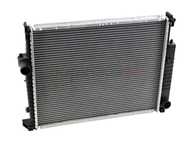 For BMW E30 325 325i 325iC 325iX 325is Manual Transmission Radiator NISSENS