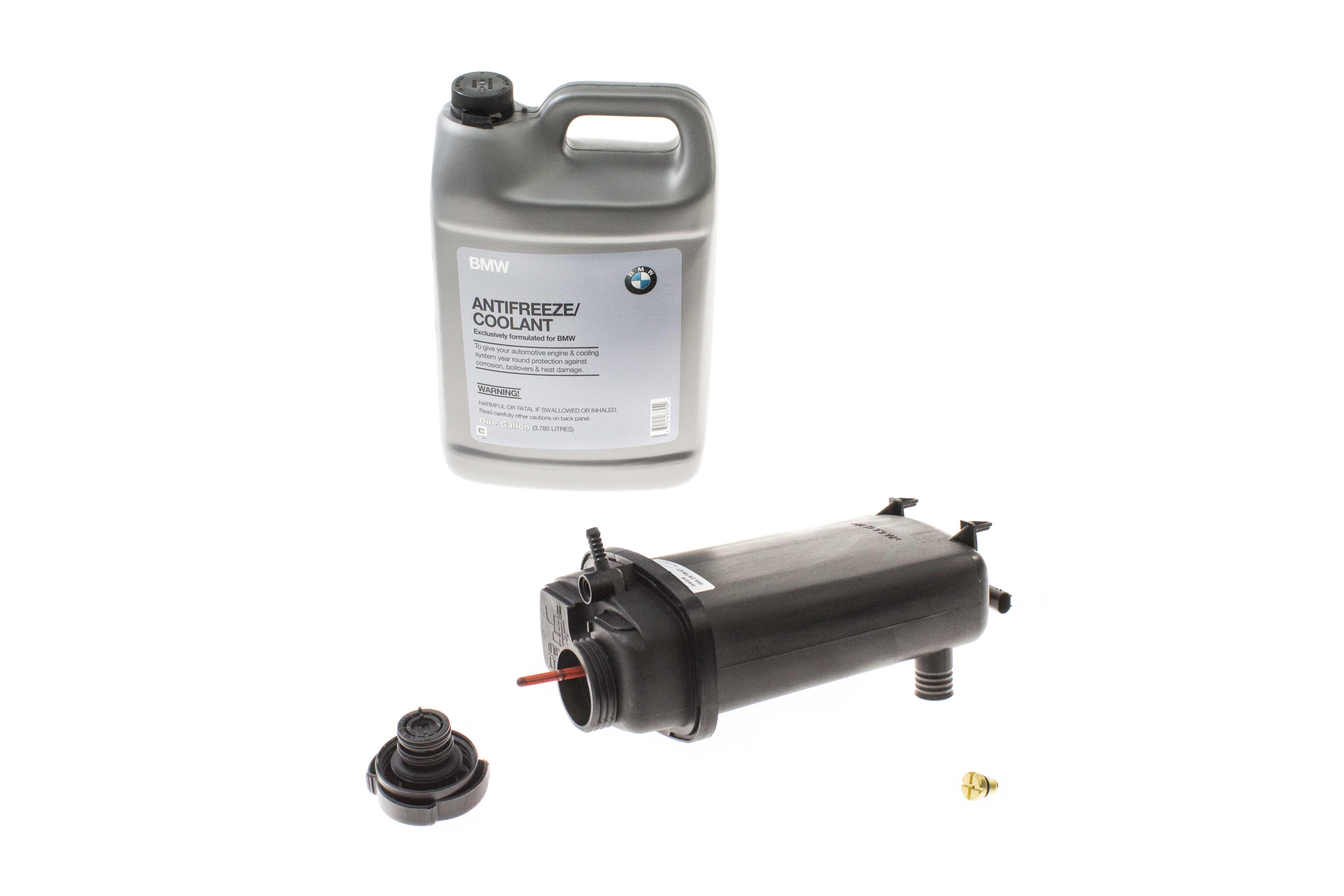 BMW 850Ci 840Ci 740i 740iL 750iL 850CSi 540i Coolant Expansion Tank Behr For