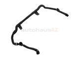 17127548223 Genuine BMW Expansion Tank/Coolant Reservoir Hose; 3-Way; Heater Return/Thermostat/Expansion Tank