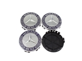 17140001255337KIT AAZ Preferred Wheel Cap; Center Cap for Alloy Wheels: KIT