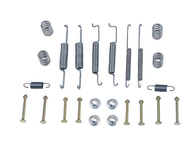 ATE 171698545, 669008 Drum Brake Hardware Kit