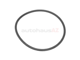 17211712965 Genuine BMW Expansion Tank/Coolant Reservoir Seal; Lower O-Ring Seal, 77mm; Expansion Tank to Radiator