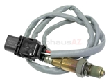 17216 Bosch Oxygen Sensor; Before Catalytic Converter, Rear Manifold; OE Version, Five Wire Wideband A/F Sensor; 1010mm