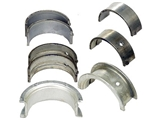 1800300040 Genuine Mercedes Crankshaft Main Bearing Set; Standard; 60mm