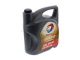 184952 Total Quartz 9000 Energy Engine Oil; 5W-40 Synthetic; 5 Quart