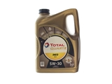 184953 Total Quartz INEO MC3 Engine Oil; 5W-30 Synthetic; 5 Quart; Low SAPS Formula