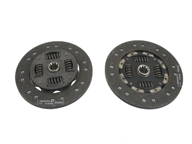 1861931033 Sachs Clutch Friction Disc