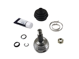 191498099FMY Meyle Drive Shaft CV Joint Kit; Enclosed Clip