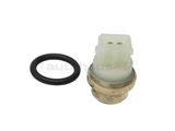 191919369A OE Supplier A/C Cutoff Switch; 119 Degree C with 2 Pin Connector and Gray/White Insulator; At Cylinder Head