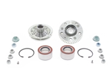 1H0407613BKIT AAZ Preferred Wheel Hub; With Bearings; KIT