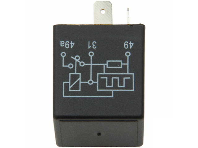 1H0953227E URO Parts Turn Signal/Flasher Relay