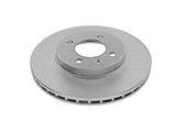 1HM615301EMY Meyle Disc Brake Rotor; Front ; Vented 256x20mm