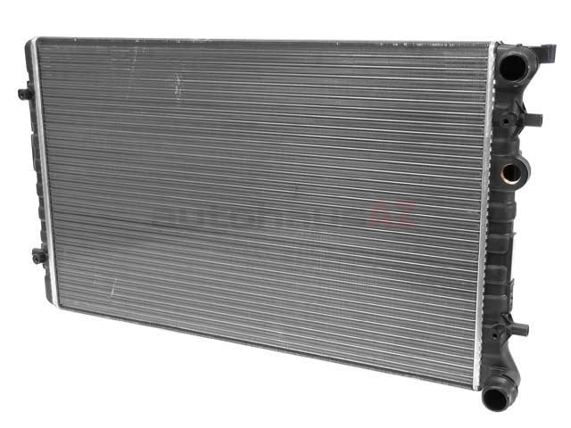 1J0121253S Valeo Radiator; 650x420mm