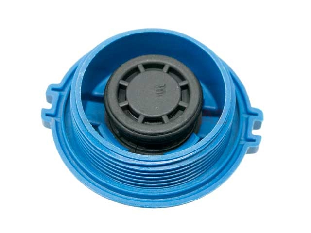 1J0121321B URO Parts Radiator Cap/Expansion Tank Cap; Male Thread; Round