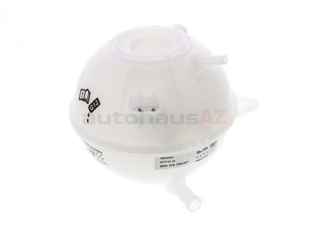 1J0121403B Behr Hella Service Expansion Tank/Coolant Reservoir; With Level Sensor
