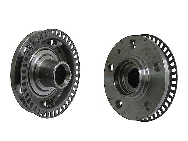1J0407613G Meyle Wheel Hub; With ABS Ring