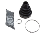 1J0498201G GKN Loebro CV Joint Boot Kit; Front Inner; For Tripod Style Joint